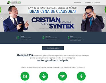 ONEXPO 2016 Convention & Expo - E-commerce